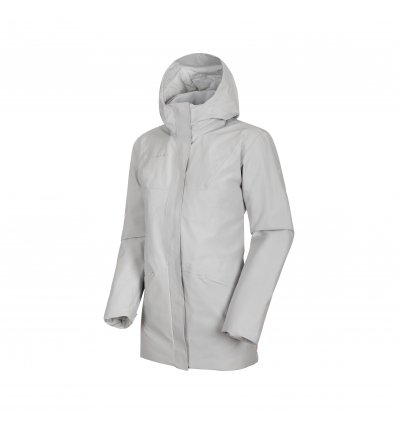 Chamuera HS Thermo Hooded Parka Wmn / highway