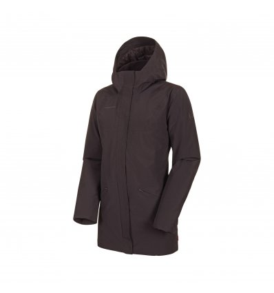 Chamuera HS Thermo Hooded Parka Wmn / deer