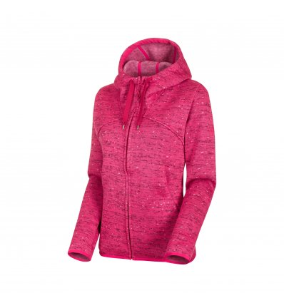 Chamuera ML Hooded Jacket Women / dragon fruit