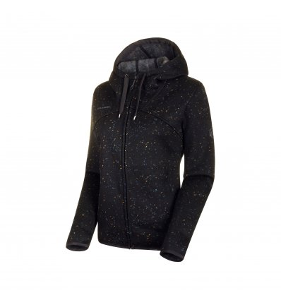 Chamuera ML Hooded Jacket Women / black