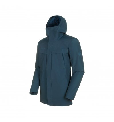 Chamuera HS Thermo Hooded Parka Men / wing teal