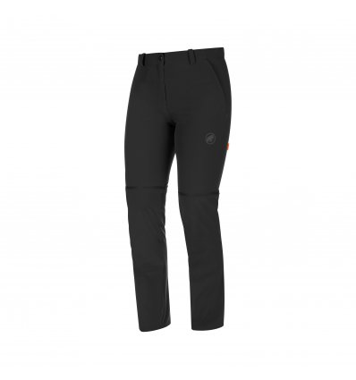 Mammut Runbold Zip Off Pants Women / black
