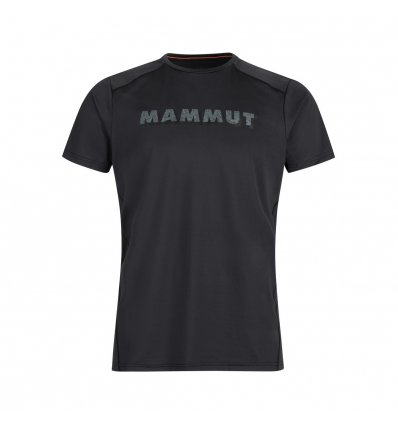 Mammut Splide Logo T-Shirt Men  / black
