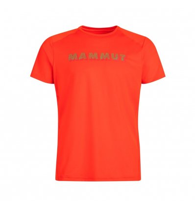 Mammut Splide Logo T-Shirt Men  /spicy