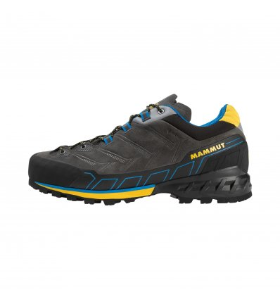 Mammut Kento Low GTX Men / Dark Titanium-Freesia