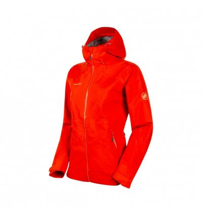 Convey Tour HS Hooded Jacket women / poinciana