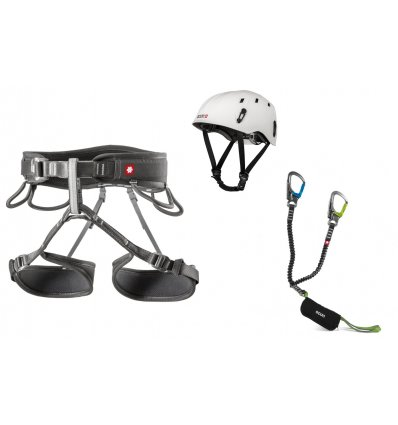 Via Ferrata Twist Pail Set