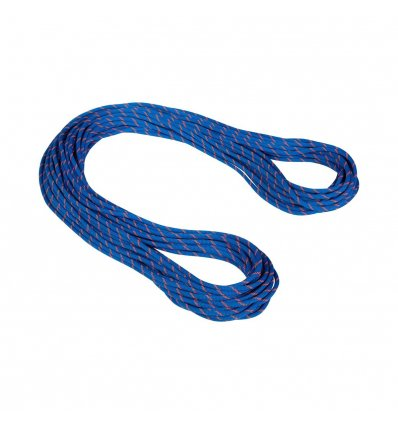 Mammut 7,5 Alpine Sender Dry 60m / blue-safety orange