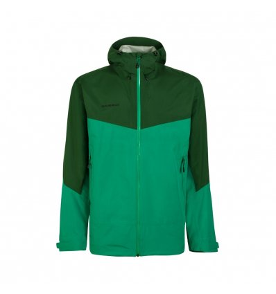Convey Tour HS Hooded Jacket men / deep-emerald-woods
