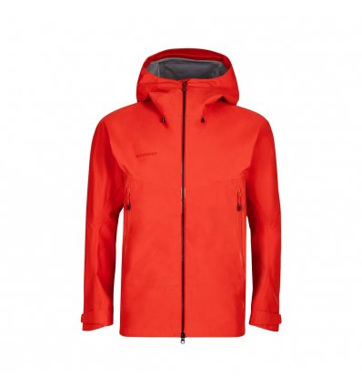 Mammut Crater HS Hooded Jacket Men  / spicy