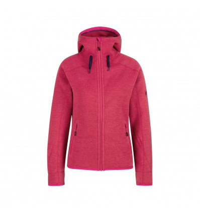 Arctic ML Hooded Jacket women / sundown mellange