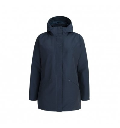 Chamuera HS Thermo Hooded Parka Wmn / marine