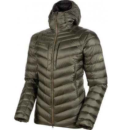 Broad Peak IN Hooded Jacket Men/ iguana-phantom