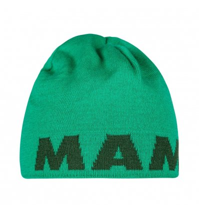 Mammut Logo Beanie / light emerald woods