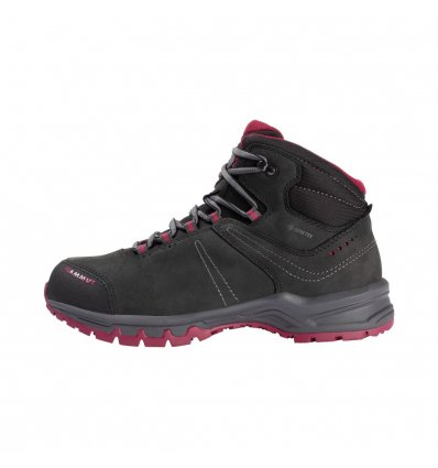 Mammut Nova III Mid GTX Wmn / black-dark sundown