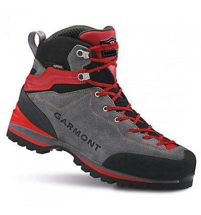 Garmont Ascent GTX / grey-red