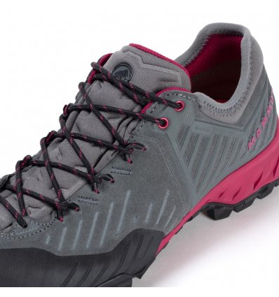 Mammut Alnasca II Low GTX / granit-sundown