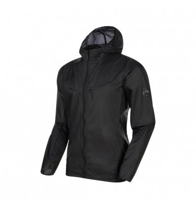 Mammut Convey WB Hooded jacket Men / black