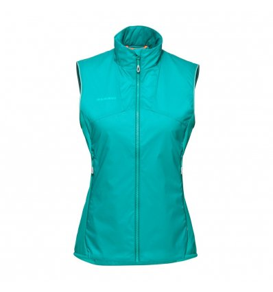 Mammut Rime Light IN Flex Vest Wmn / dark ceramic
