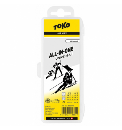TOKO All In One - Universal, 120 g