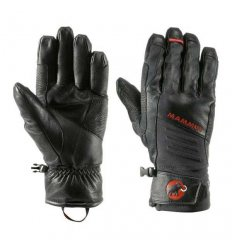 Guide work glove / leather