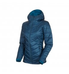 Rime IN Hooded Jacket Women/ wing teal-sapphire