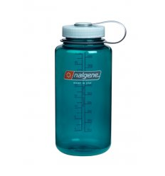 Nalgene, Wide Mouth, 1.0 L, Trout Green