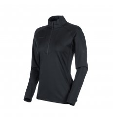 Snow ML Half Zip Pull Women / black