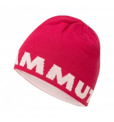 Mammut Logo Beanie / dragon fruit-blush