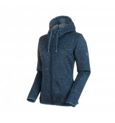 Chamuera ML Hooded Jacket Women / sapphire