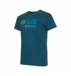 Mammut Seile T-Shirt Men / wing-teal