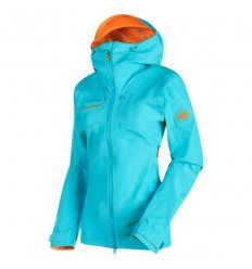 Nordwand Advanced HS Hooded Jacket women / arctic
