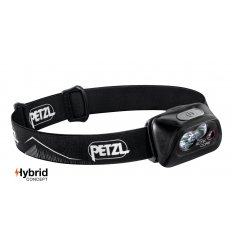 Petzl Actic Core 450 Lm / black