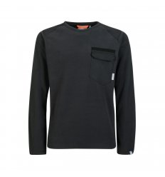 Innominata Light Crew Neck ML Jacket Men / black