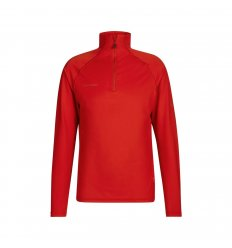Mammut Snow ML Half Zip Pull men / magma