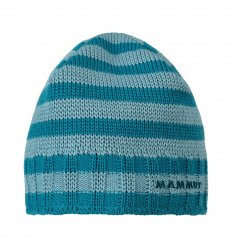 Mammut Passion Beanie one size / sapphire-blue shadow