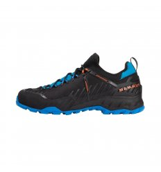 Mammut Alnasca Knit II Low GTX / black-Tarn