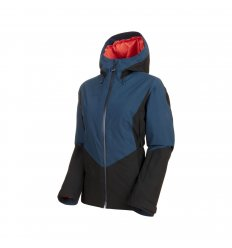 Mammut Casanna HS Thermo Hooded Jkt Wmn / peacoat-black