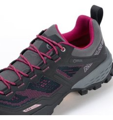 Mammut Ducan Low GTX Wmn / phantom dark-pink
